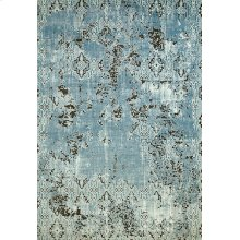 Weathered Treasures Rarity Aqua Rugs