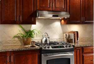 "30"", Under Cabinet Range Hood - Stainless Steel, 450 CFM"
