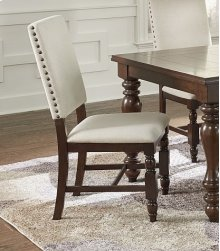 Dining Chair (2/Carton) - Cherry Finish