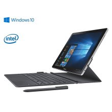 "Galaxy Book 12"", 2-in-1 PC, Silver"