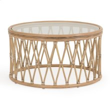 """33"""" Round Cocktail Table"""