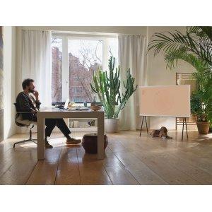 "Samsung Electronics55"" Class The Serif QLED 4K UHD HDR Smart TV (2020)"