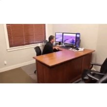 Executive Electric Stand Up Desk