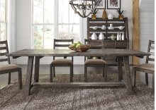 Trestle Table (96 Inch)