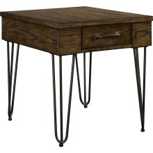 Warren Drawer End Table