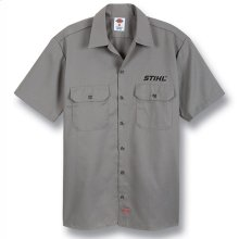 Perform your work in pride with this Dickies® work shirt!