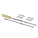 """Extension kit 2"""" only for high flow thermostatic mixer Product Image"""