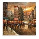 Paris Nights- Canvas Product Image