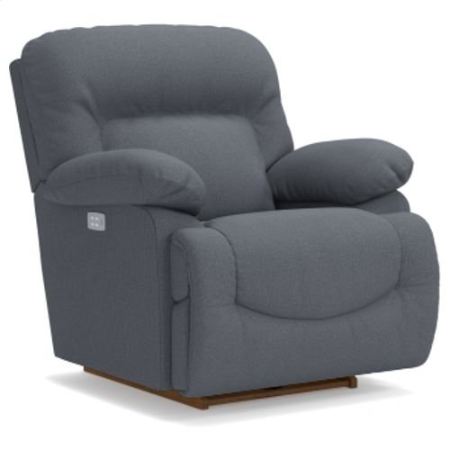 RED HOT BUY! Asher PowerReclineXR® Reclina-Rocker® Recliner