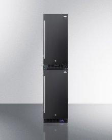 Stacking Rack To Combine Ff1532b Refrigerator With Scff1537b Freezer
