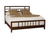 Slat Cal. King Bed Complete