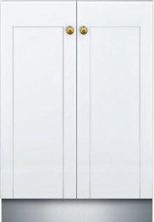 24-Inch Custom Panel Topaz® DWHD660WPR