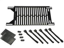 Black Small Parts Panel; Fits all Component Series AV racks