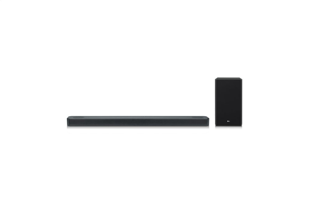 LG SL8Y 3.1.2 Channel Sound Bar w/ Meridian Technology & Dolby Atmos