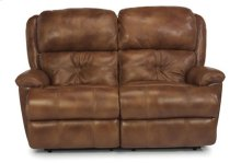 Cruise Control Leather Power Reclining Love Seat