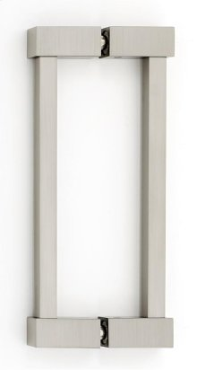 Contemporary II Back-to-Back Pull G718-6 - Satin Nickel