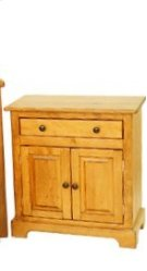 "#140 Clayton Nightstand 25.5""wx14""dx27""h Product Image"