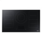 """36"""" Induction Cooktop, Black Glass Product Image"""