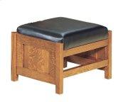 Brennan Morris Panel Footstool Product Image