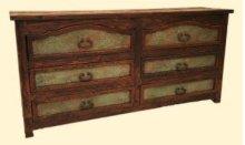 Capitel Copper Dresser