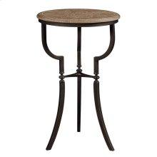 Wethersfield Estate Martini Table - Brimfield Oak