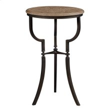 Wethersfield Estate Martini Table - Brimfield Oak