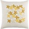 "Little Flower LE-002 18"" x 18"" Pillow Shell Only"