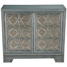 Two Door Acnt Bar Cabinet