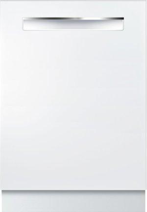 500 DLX Pckt Hndl, 5/5 cycles, 44 dBA, Flex 3rd Rck, UR glide, InfoLight - WH Product Image