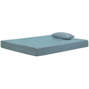 AshleyASHLEY SIERRA SLEEPIkidz Blue Full Mattress and Pillow