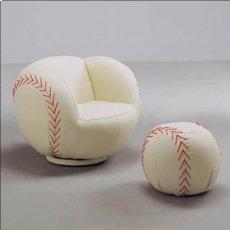 Baseball Chair Product Image