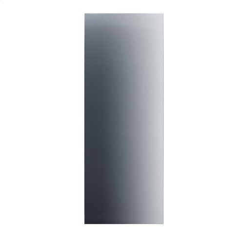 KFP 3603 ed/cs Stainless steel front for stylish integration of MasterCool refrigerators and freezers.