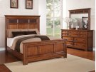 River Valley Queen Panel Bed Product Image