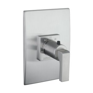 """Solimar Styletherm (R) 3/4"""" Thermostatic Trim Only - Weathered Brass"""