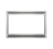 Frigidaire Black/Stainless 27'' Microwave Trim Kit