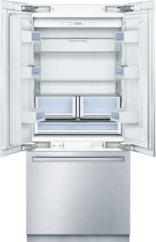 "Benchmark® 36"" Built In French Door Bottom-Freezer Benchmark Series- Stainless Steel B36BT830NS"