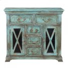 MANGO WOOD CABINET Product Image