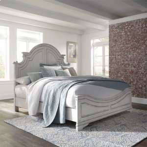 Liberty Furniture Industries Queen Panel Bed