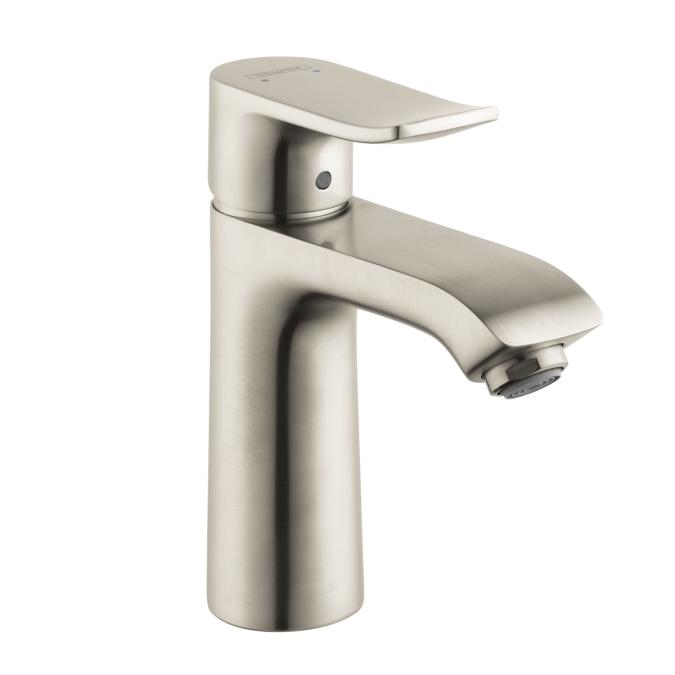 Brushed Nickel Metris 110 Single-Hole Faucet, 1.2 GPM