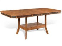Sedona Dual Height Ext. Dining Table w/ Double Butterfly Leaves Product Image