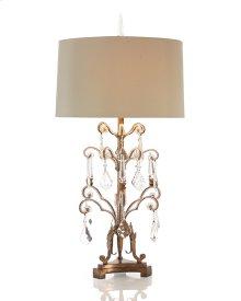 French Girandole Lamp