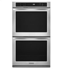 27-Inch Double Wall Oven, Architect® Series II - Stainless Steel