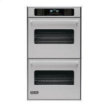 "Metallic Silver 30"" Double Electric Touch Control Premiere Oven - VEDO (30"" Wide Double Electric Touch Control Premiere Oven)"