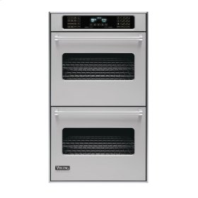 """Metallic Silver 30"""" Double Electric Touch Control Premiere Oven - VEDO (30"""" Wide Double Electric Touch Control Premiere Oven)"""