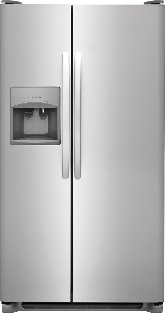 Crsh232ps Crosley Crosley Side By Side Refrigerator Stainless Stainless Fred S Appliance