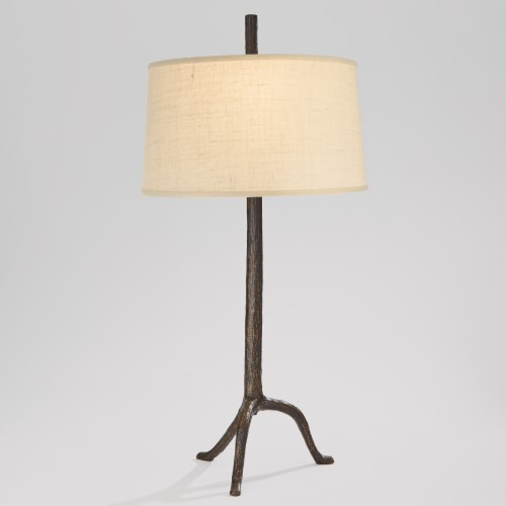 Walking Stick Table Lamp