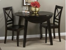 Simplicity Table & 2 X Back Chairs
