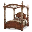 Eastern King Canopy Bed Product Image