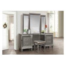 Vanity Dresser with Mirror