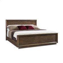 Panavista Panorama Panel Bed - Quicksilver / Queen